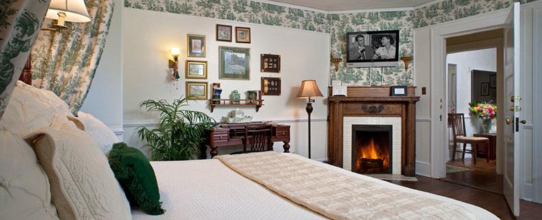Abbington Green Bed & Breakfast Inn & Spa / Best Hotels In Asheville NC