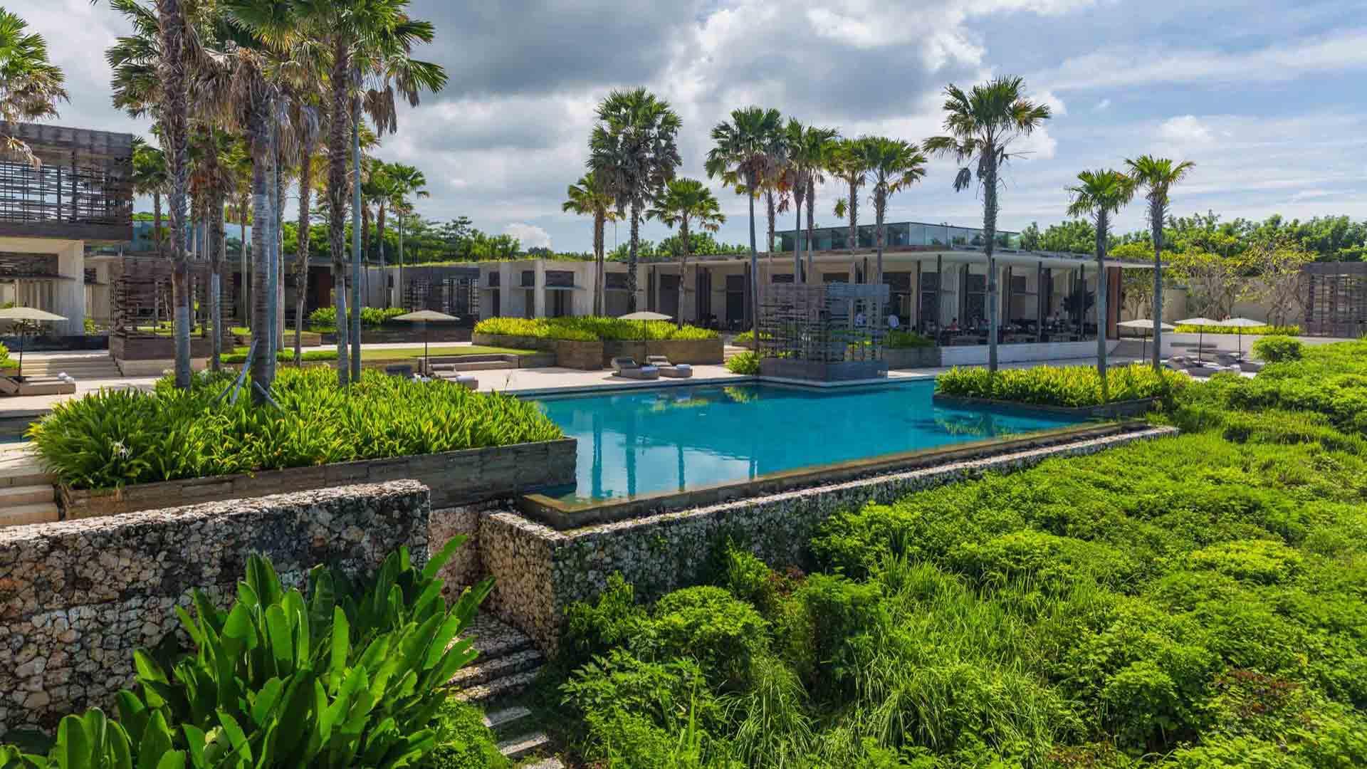 Alila Villas Uluwatu / Best Hotels In Bali
