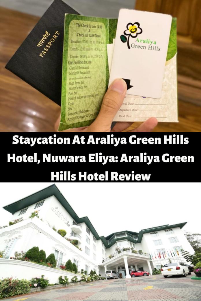 Araliya Green Hills Review
