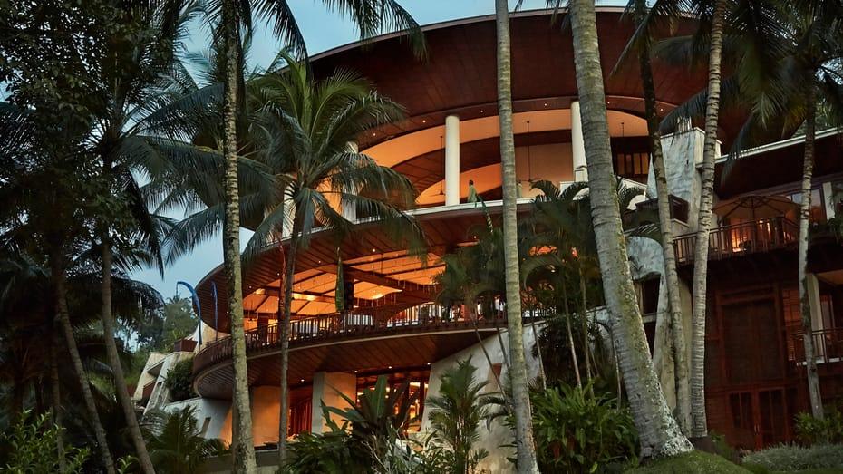 Four Seasons Bali At Sayan / Best Hotels In Bali