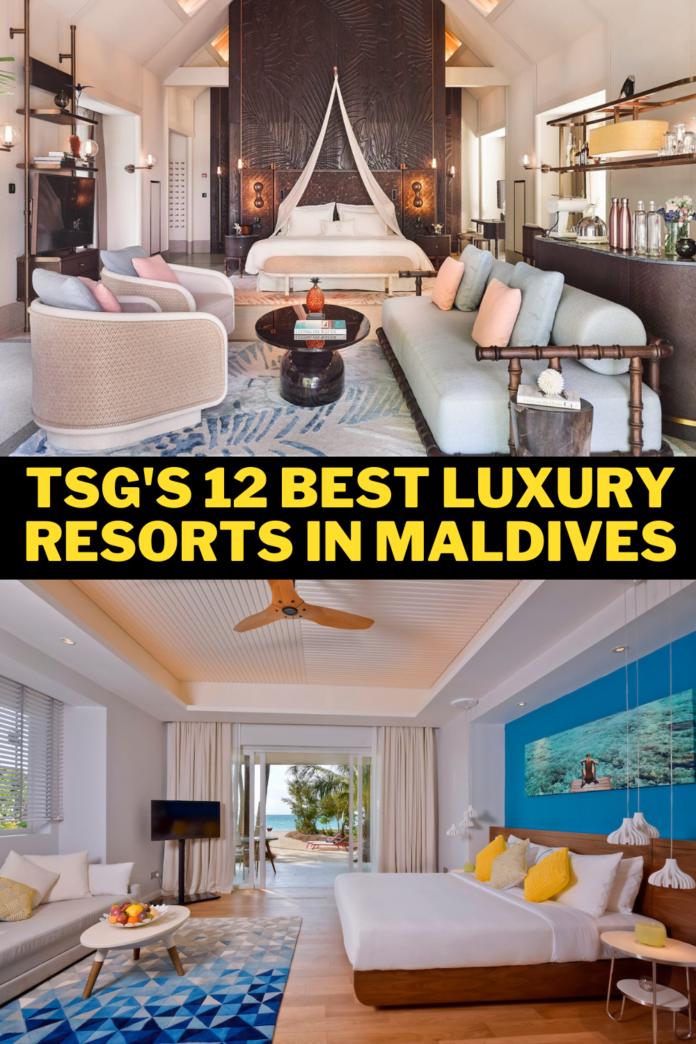 Luxury Resorts In Maldives