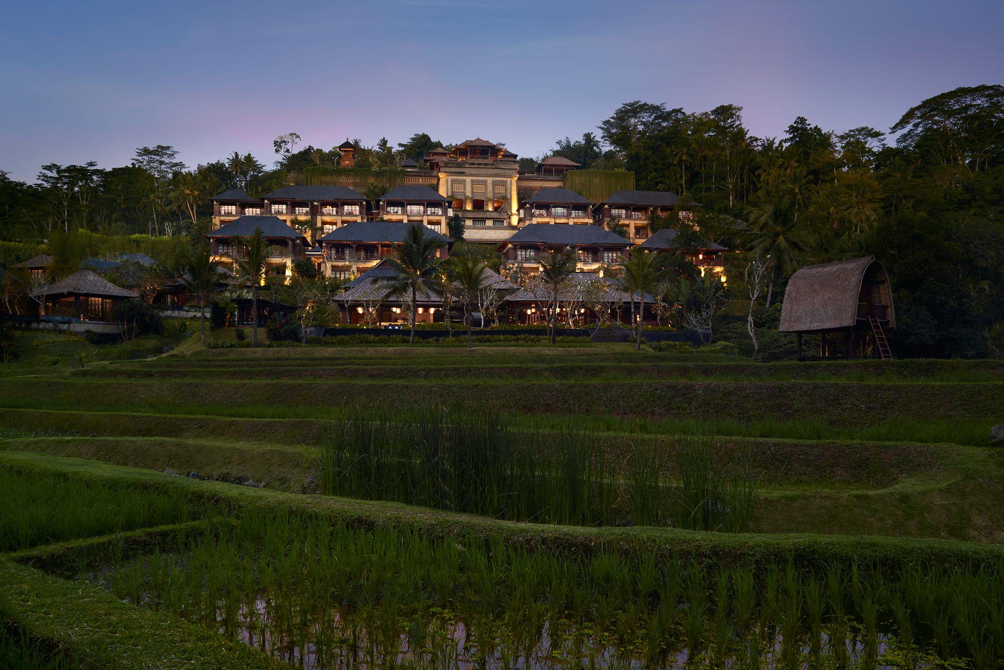 Mandapa A Ritz Carlton Reserve / Best Hotels In Bali