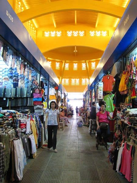 Central Market Phnom Penh / Best Things To Do In Phnom Penh