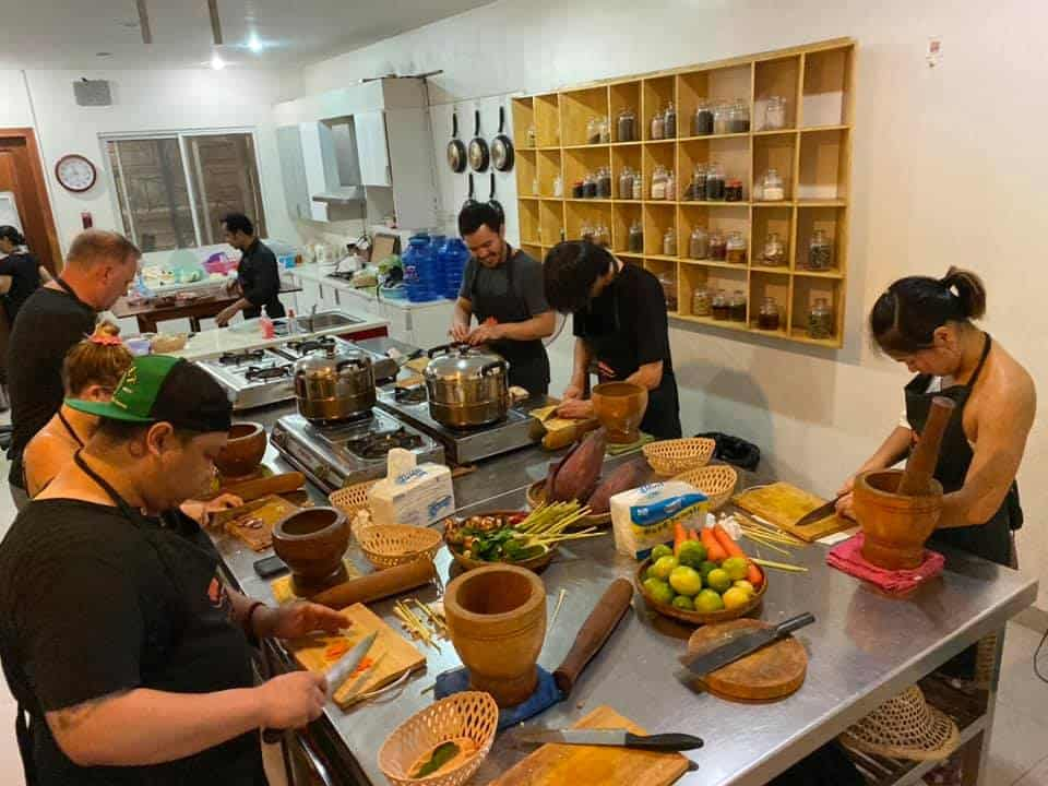Khmer Cooking Classes / Best Things To Do In Phnom Penh