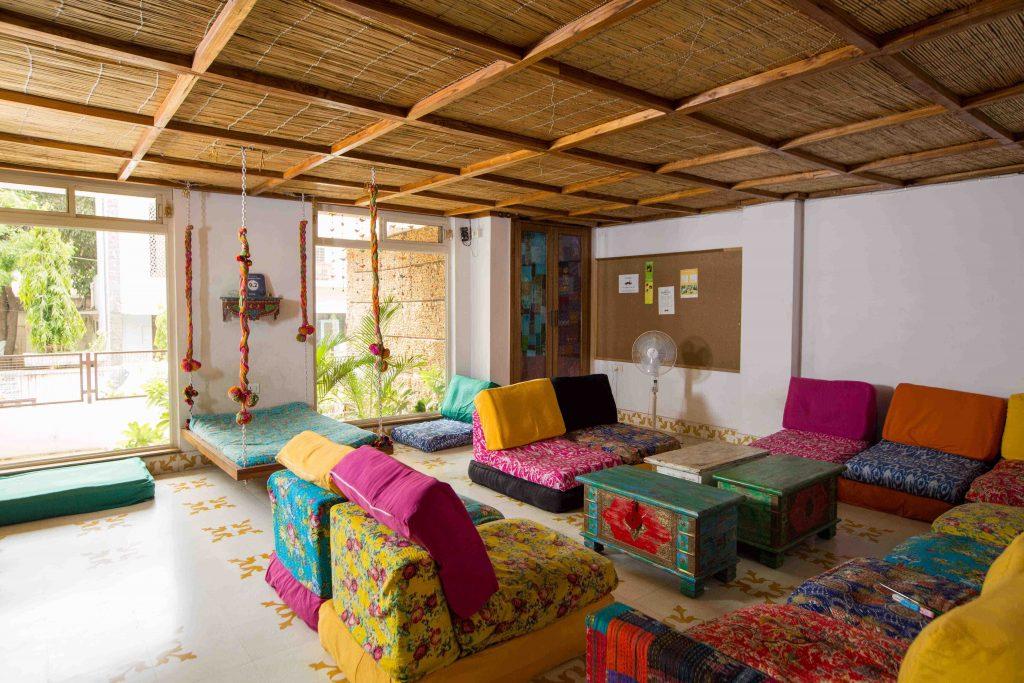 Moustache Hostel Jaipur / Best Hostels In Jaipur