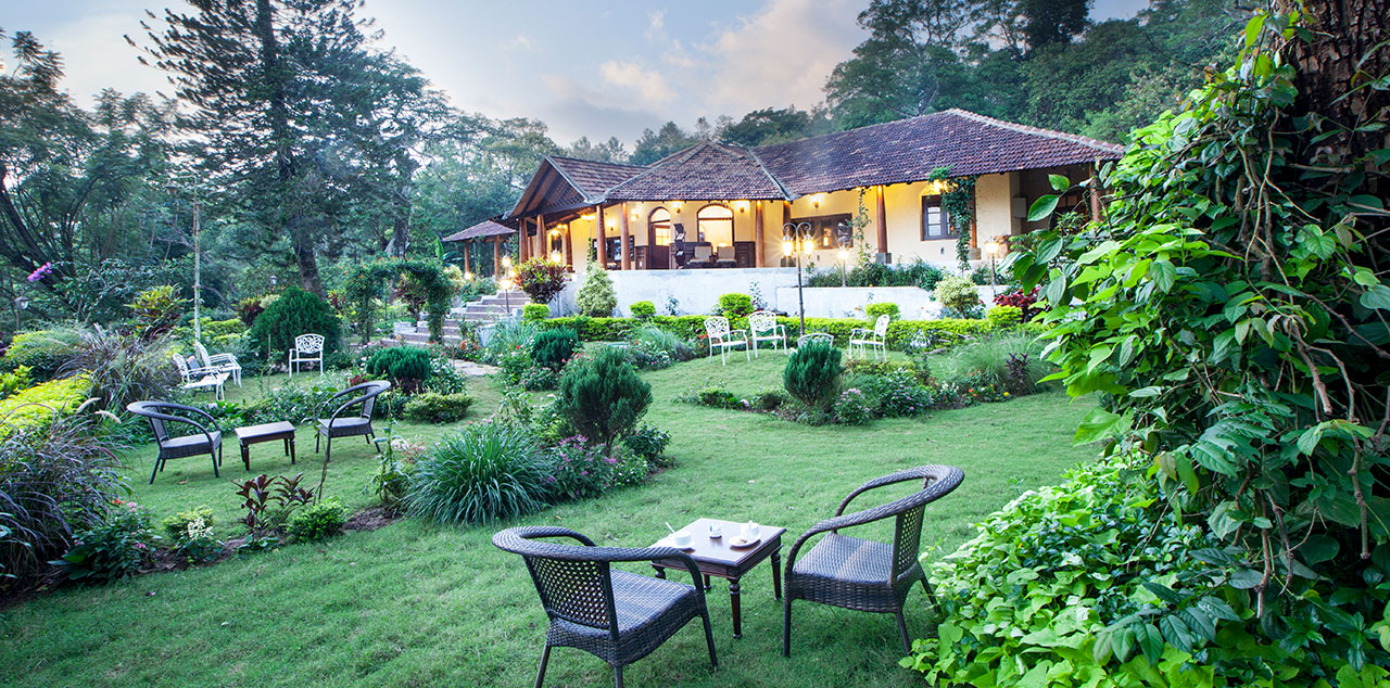 Old Kent Estates And Spa Resort / Best Hotels And Resorts In Coorg