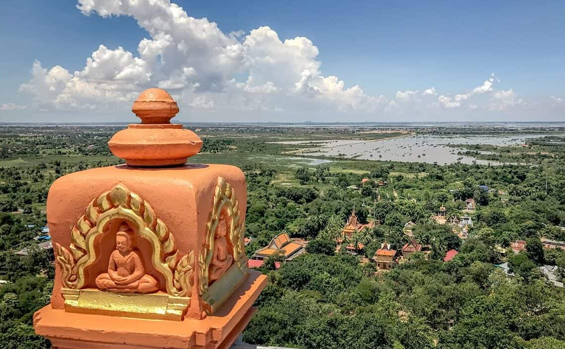 Oudong - Oudongk / Best Things To Do In Phnom Penh