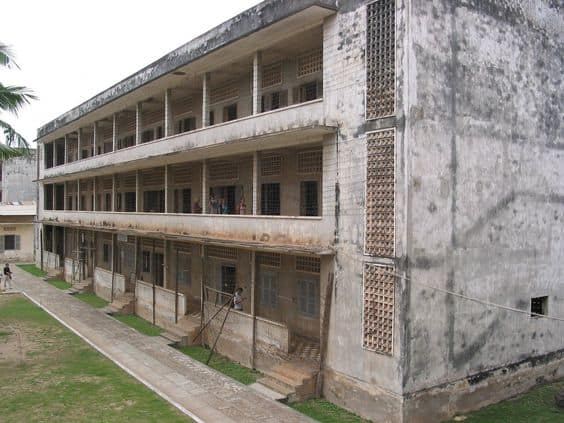 Tuol Sleng Genocide Museum / Best Things To Do In Phnom Penh