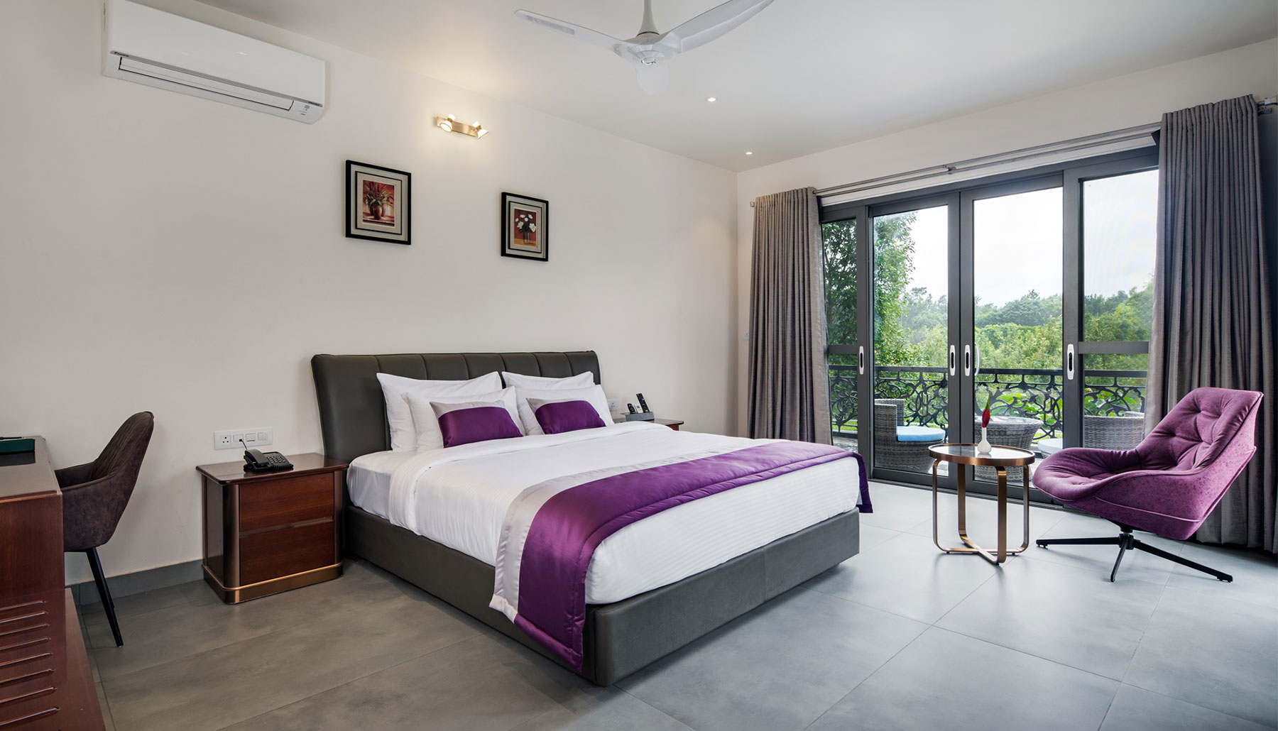 Vismita County / Best Hotels In Chikmagalur