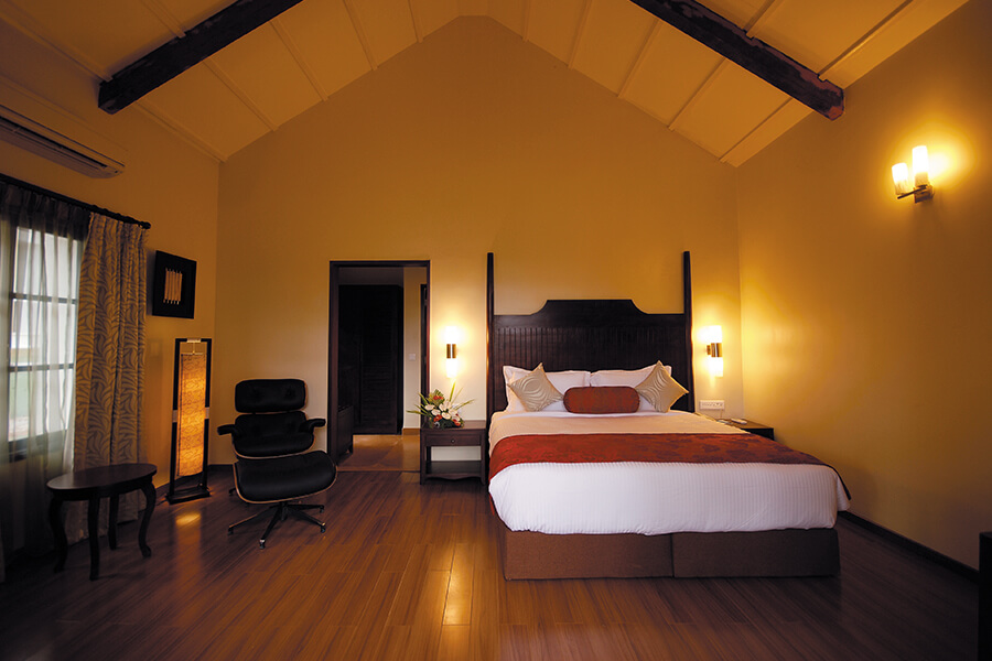 Windflower Resort & Spa / Best Hotels And Resorts In Coorg
