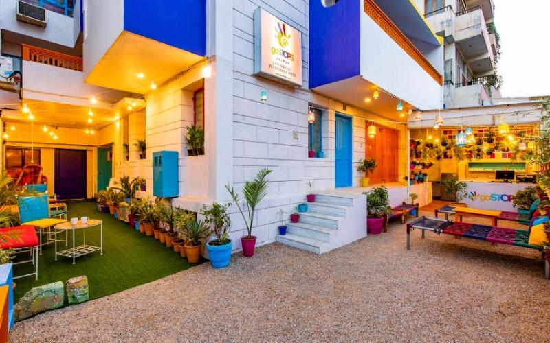 goStops Jaipur / Best Hostels In Jaipur