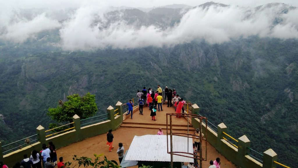 Dolphins Nose / Best Places To Visit In Ooty
