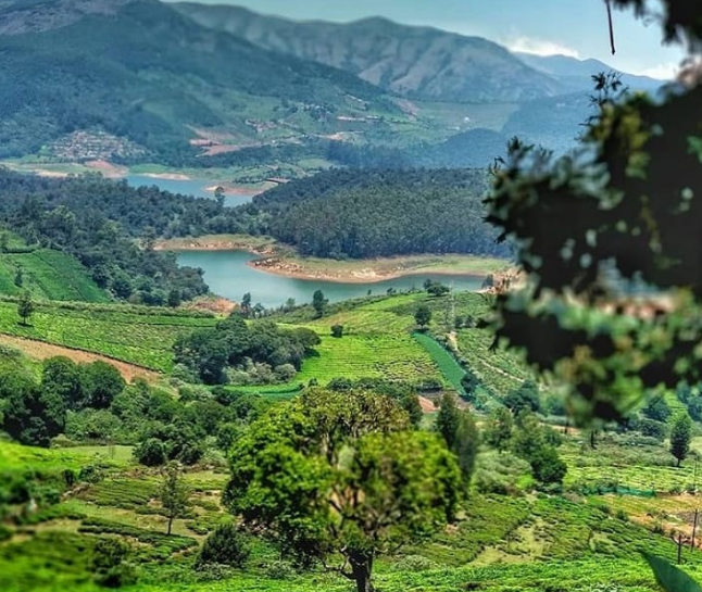 Emerald Lake / Famous Places To Visit In Ooty