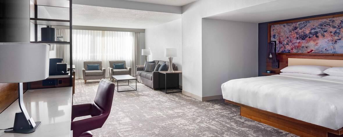 Greensboro Marriott Downtown / Best Hotels In Greensboro NC