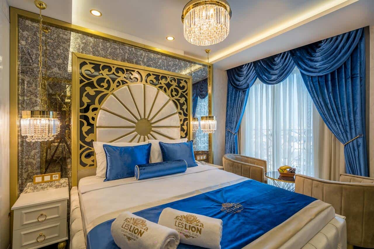 Leslion Luxury Hotel Spa - Best Hotels In Antalya