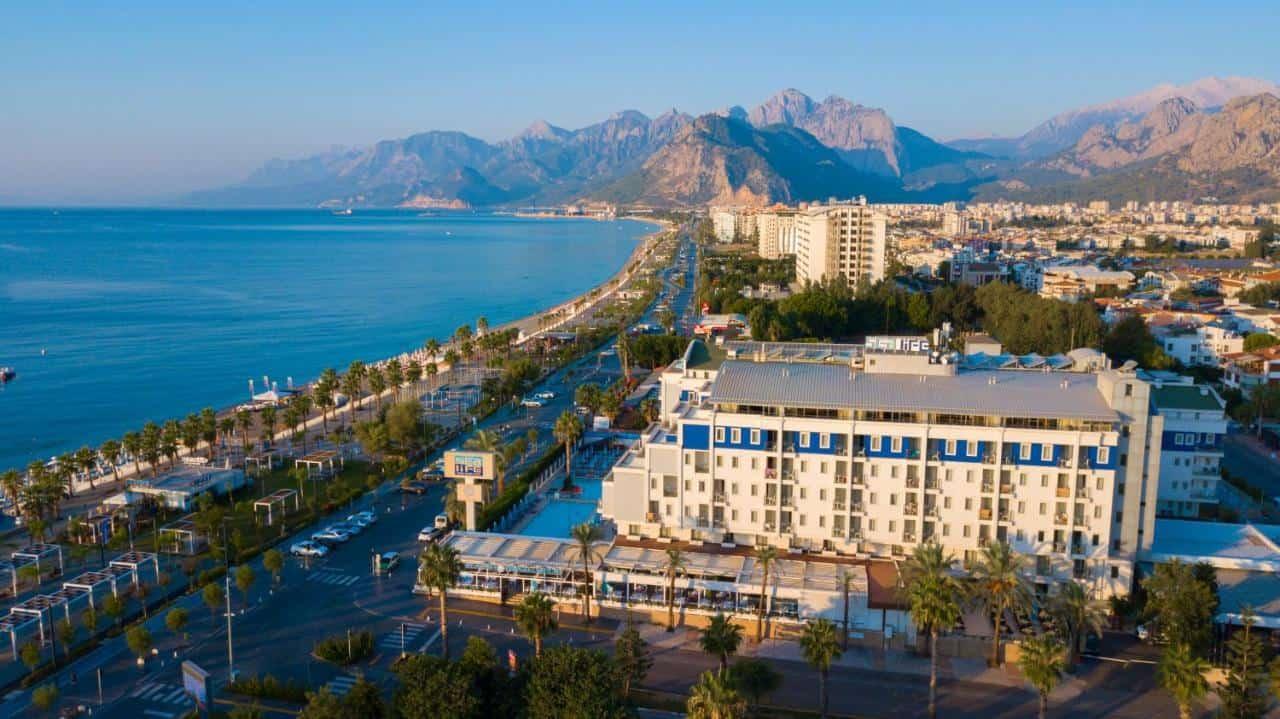 Sealife Family Resort Hotel - Best Hotels In Antalya