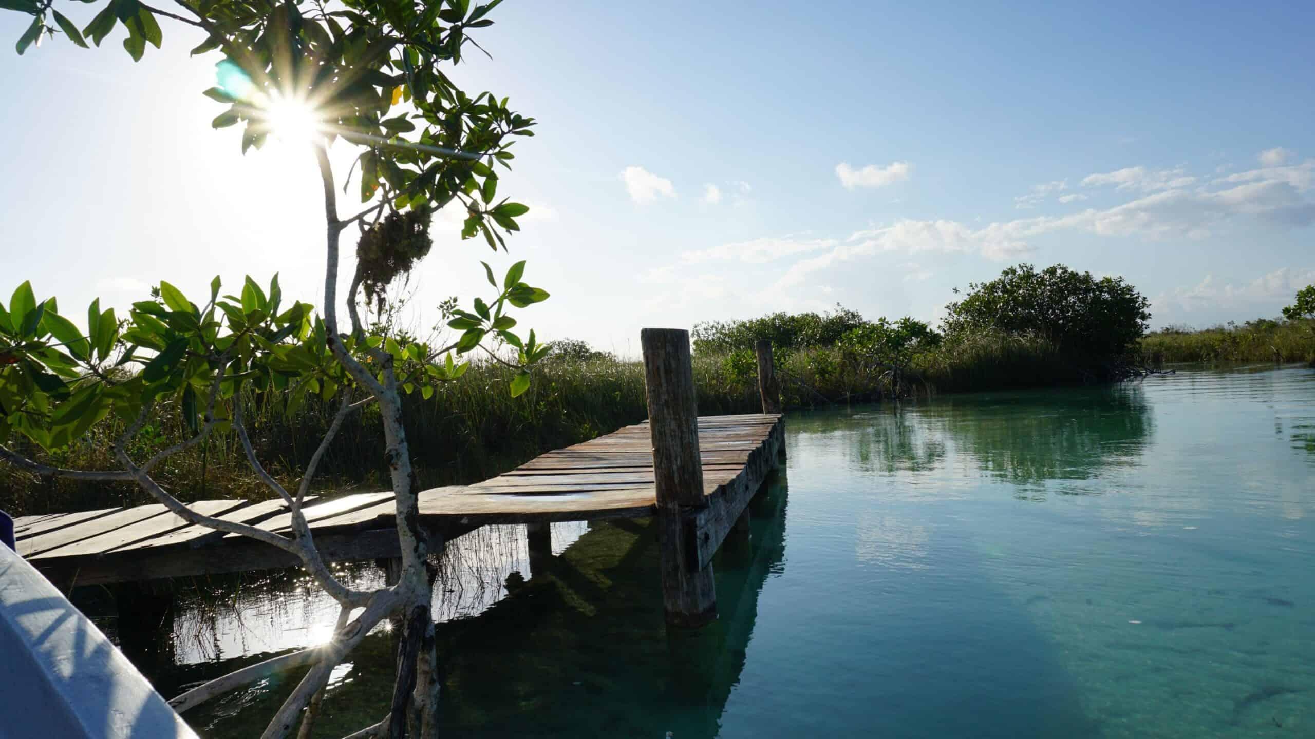 Things To Do In Riviera Maya / Sian Ka'an