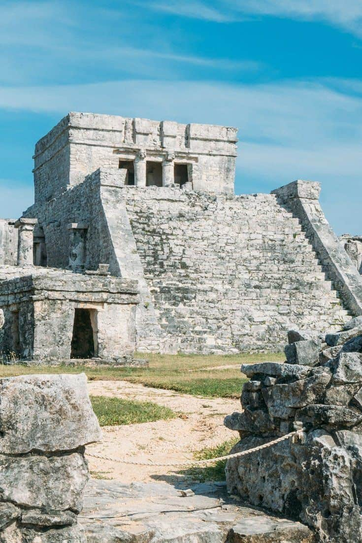 Things To Do In Riviera Maya / Tulum Archaeological Site