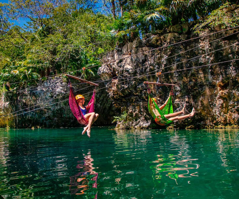 Things To Do In Riviera Maya / Xplor Park Zipline