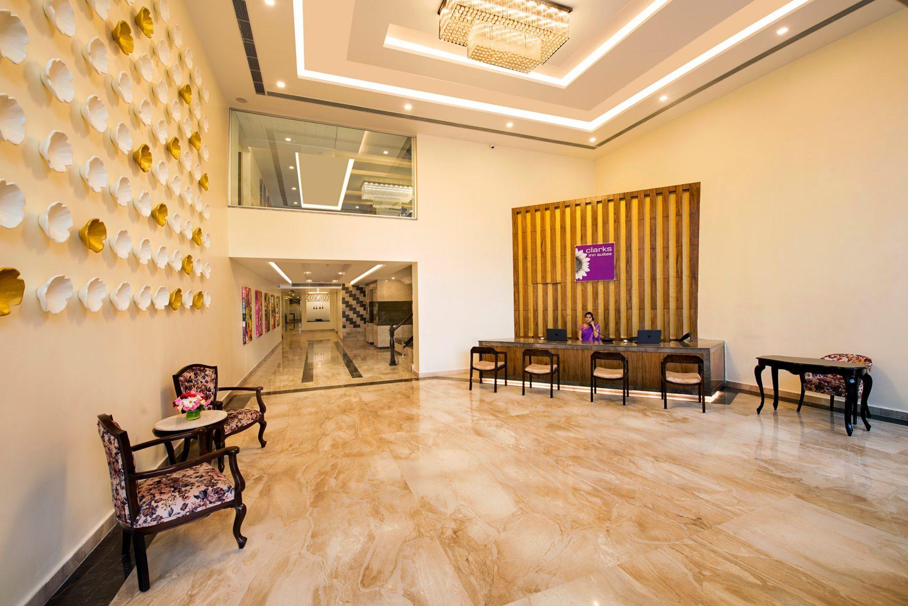 Clarks Inn Suites / Best Hotels In Katra