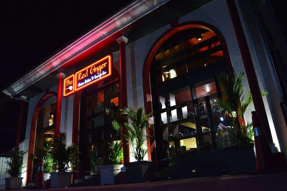 The Red Ginger / Best Restaurants In South Goa