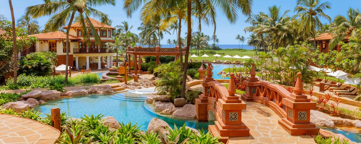 Village Square ITC Grand Goa / Best Restaurants In Goa