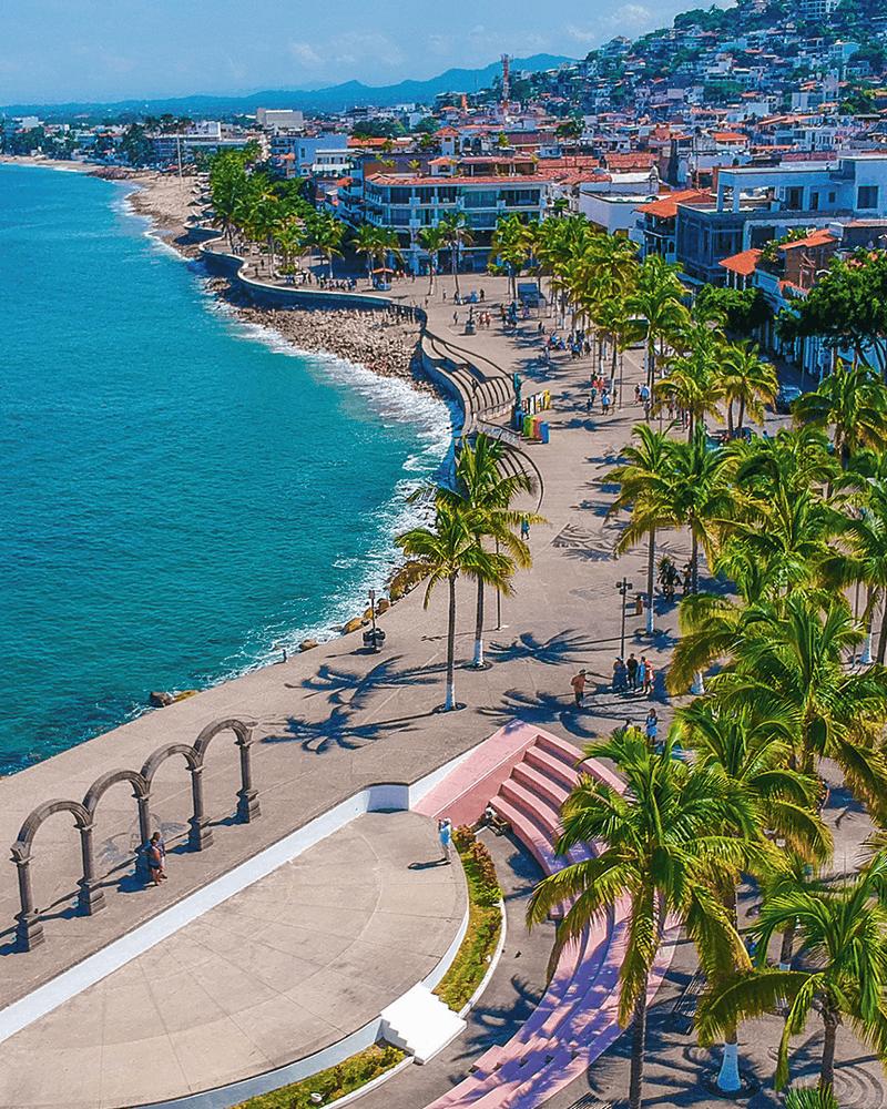Malecon / Things To Do In Puerto Vallarta