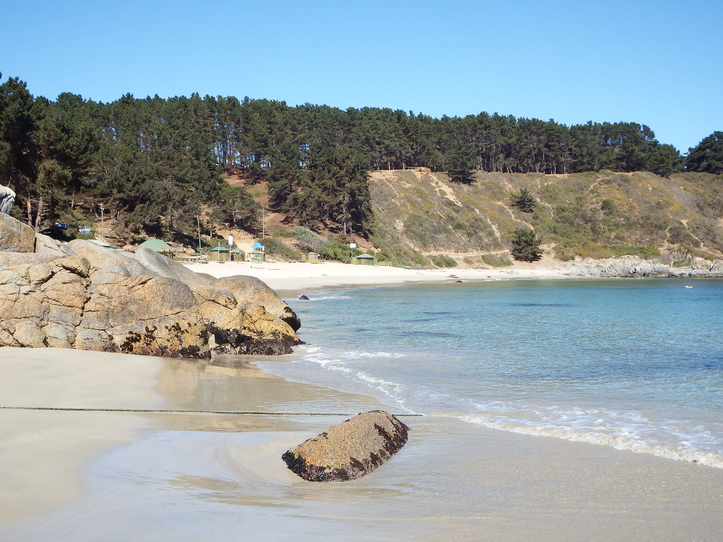 Playa el Canelillo / Best Things To Do In Valparaiso