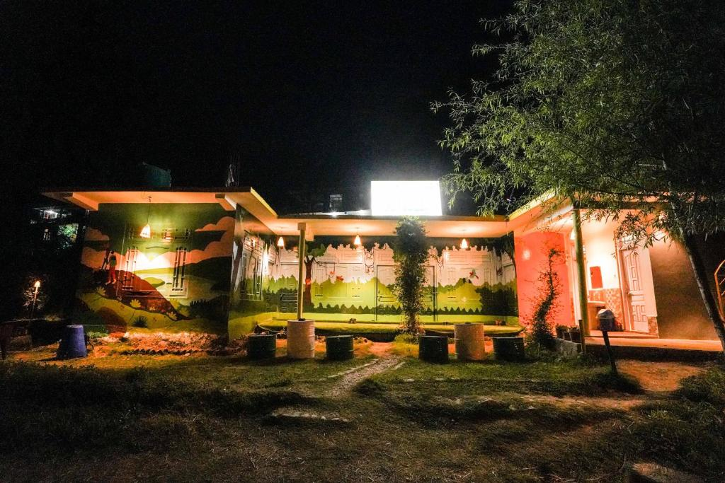 Jungle Hostel Kasol / Best Hostels In Kasol